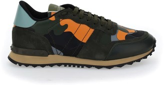 Valentino Sneakers Rockrunner Camouflage