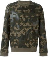 Valentino 'Camustars' sweatshirt - men - Cotton/Polyamide - S
