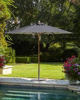 Santa Barbara Designs Charcoal Standard Canopy Outdoor Umbrella