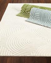 Global Views Adonis Hand-Tufted Rug, 6' x 9'
