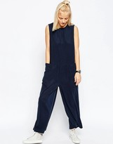 Asos Wide Leg Jumpsuit