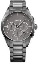 HUGO BOSS Men&s Onyx Chronograph Bracelet Watch
