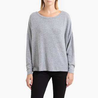 American Vintage Vetington Boat-Neck T-Shirt with Long Sleeves
