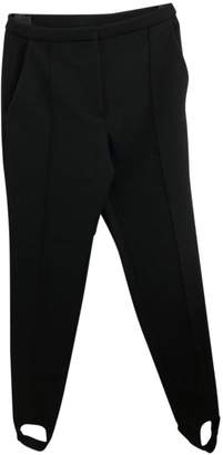 American Vintage Black Trousers for Women