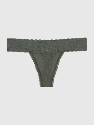 Gap Lace Thong