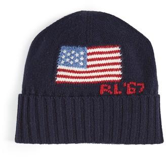 Polo Ralph Lauren Merino Flag Hat