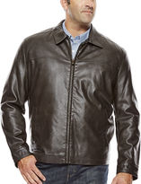 Dockers Faux-Leather Jacket - Big & Tall