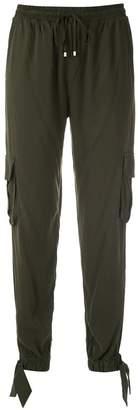 Olympiah Tulipe jogging trousers