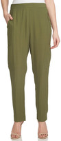 1 STATE 1.State Flat Front Slim Pant