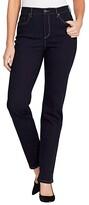 Thumbnail for your product : Gloria Vanderbilt Petite Amanda Classic High-Rise Tapered Jeans