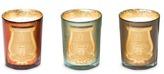 Cire Trudon Candle gift set 100g - Gabriel, Gaspard, Bethléem