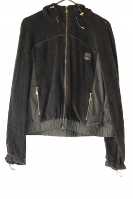 Louis Vuitton Black Polyester Jackets