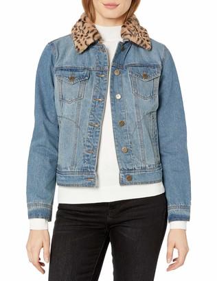 Urban Republic Women's Juniors Cotton Denim Jacket