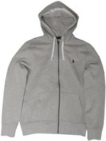 Polo Ralph Lauren Men's Hoodie Sweatshirt, Grey