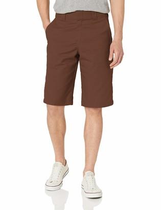 Dickies Men's 13 Inch Flex Flat Front Active Waist Short