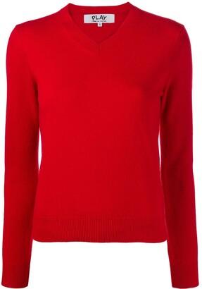 Comme des Garcons Classic Knit Sweater