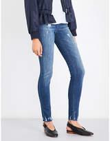 J Brand Maria skinny high-rise jeans