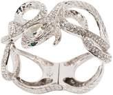 Roberto Cavalli Silver Metal Bracelet