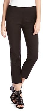 Karen Kane Straight Leg Cropped Pants