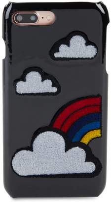Les Petits Joueurs Cloud Leather iPhone 7 Plus Case