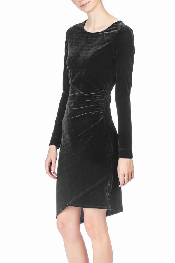 Lilla P Shirred Waist Dress