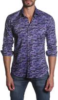 Jared Lang Camo Long Sleeve Trim Fit Shirt