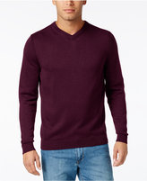 Tommy Bahama Men's V-Neck Ribbed-Trim Sweater