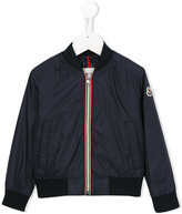 Moncler zipped jacket - kids - Polyamide/Feather - 4 yrs