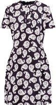 Mother of Pearl Bentley printed cotton-blend mini dress
