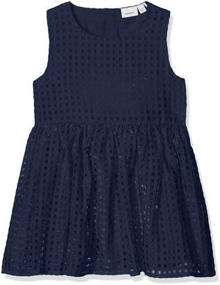 Name It Girl's Nitfreja Spencer Wl Mz Dress