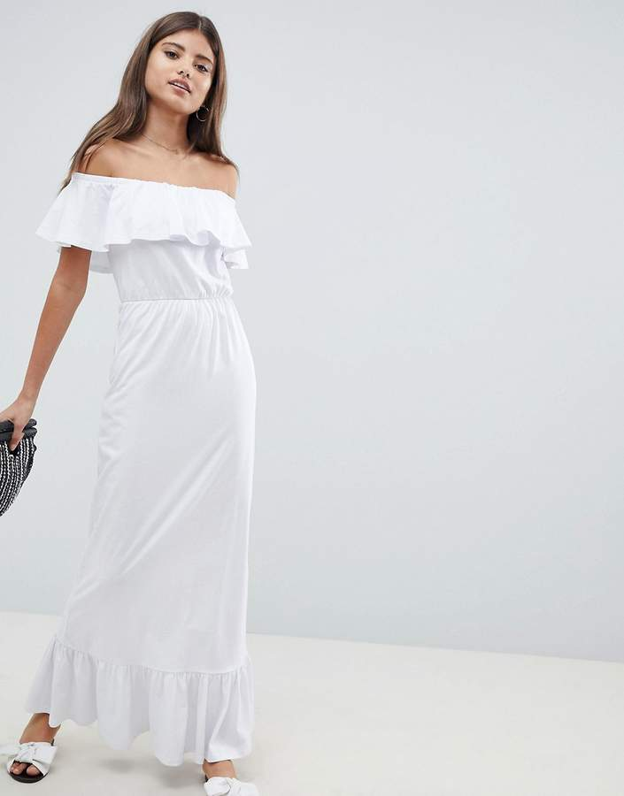 0644c97c925 Asos Off The Shoulder Dresses - ShopStyle