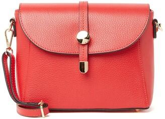 Lisa Minardi Leather Crossbody Bag