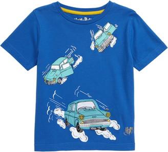 Boden Mini Harry Potter Transport T-Shirt