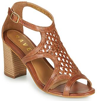 Ravel COREEN women's Sandals in Brown