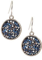 Kenneth Cole New York Round Drop Earrings