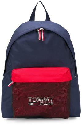 Tommy Jeans Mesh Pocket Backpack