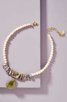 David Aubrey Pearl Pendant Necklace