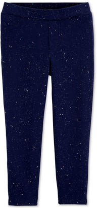 Carter's Carter Baby Girls Sparkly Pull-On Jeggings