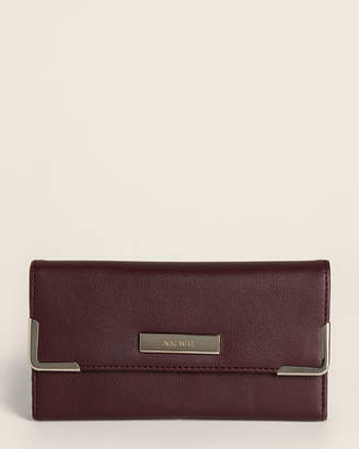 Nine West Dark Garnet Vesper SLG Wallet