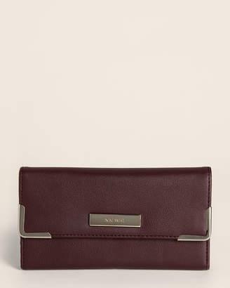 Nine West Dark Garnet Vesper SLG Wallet