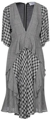 Au Jour Le Jour Knee-length dress