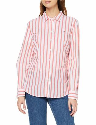 Tommy Hilfiger Women's LACIE Shirt LS W2