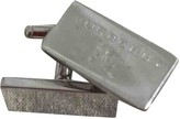 Burberry Silver Silver Plated Cufflinks