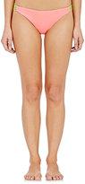 Basta Surf Women's Zunzal Bikini Bottom-PINK, GREEN