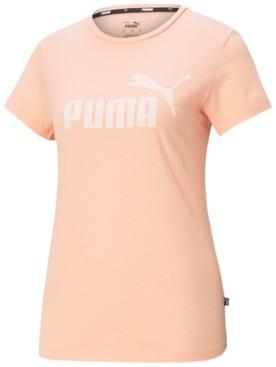Puma Essential Cotton Logo T-Shirt