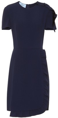 Prada Satin crepe dress