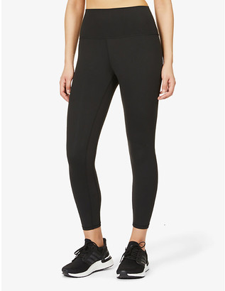 Varley Whitley high-rise stretch-woven leggings