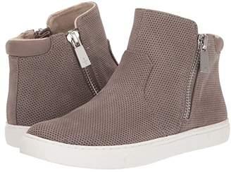 Kenneth Cole New York Kiera Perf (Grey Nubuck) Women's Shoes