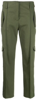 Schumacher Dorothee cropped length trousers