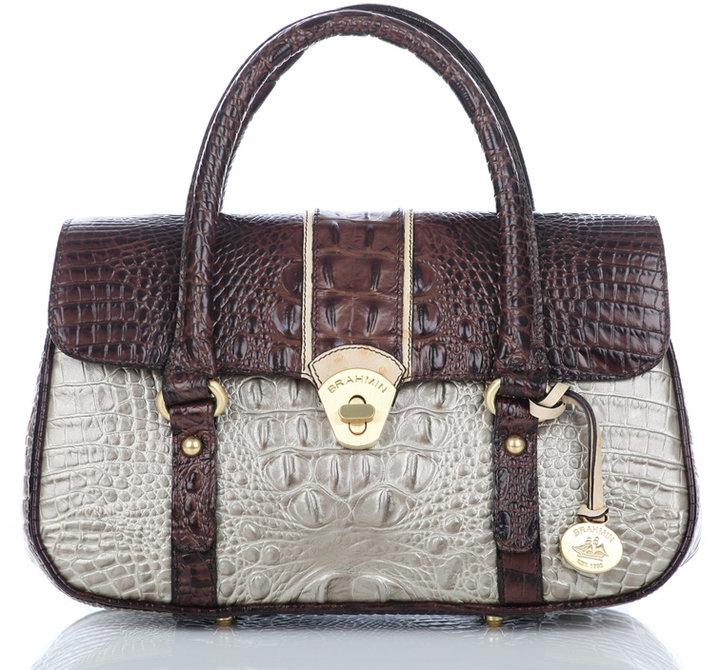 Brahmin Torey Top Handle Bag